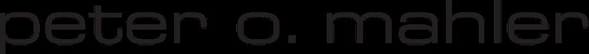 Peter O. Mahler Logo